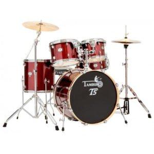 tamburo-t5-red