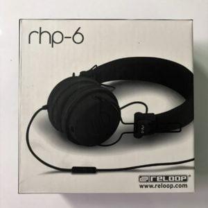 RHP 6 BLACK